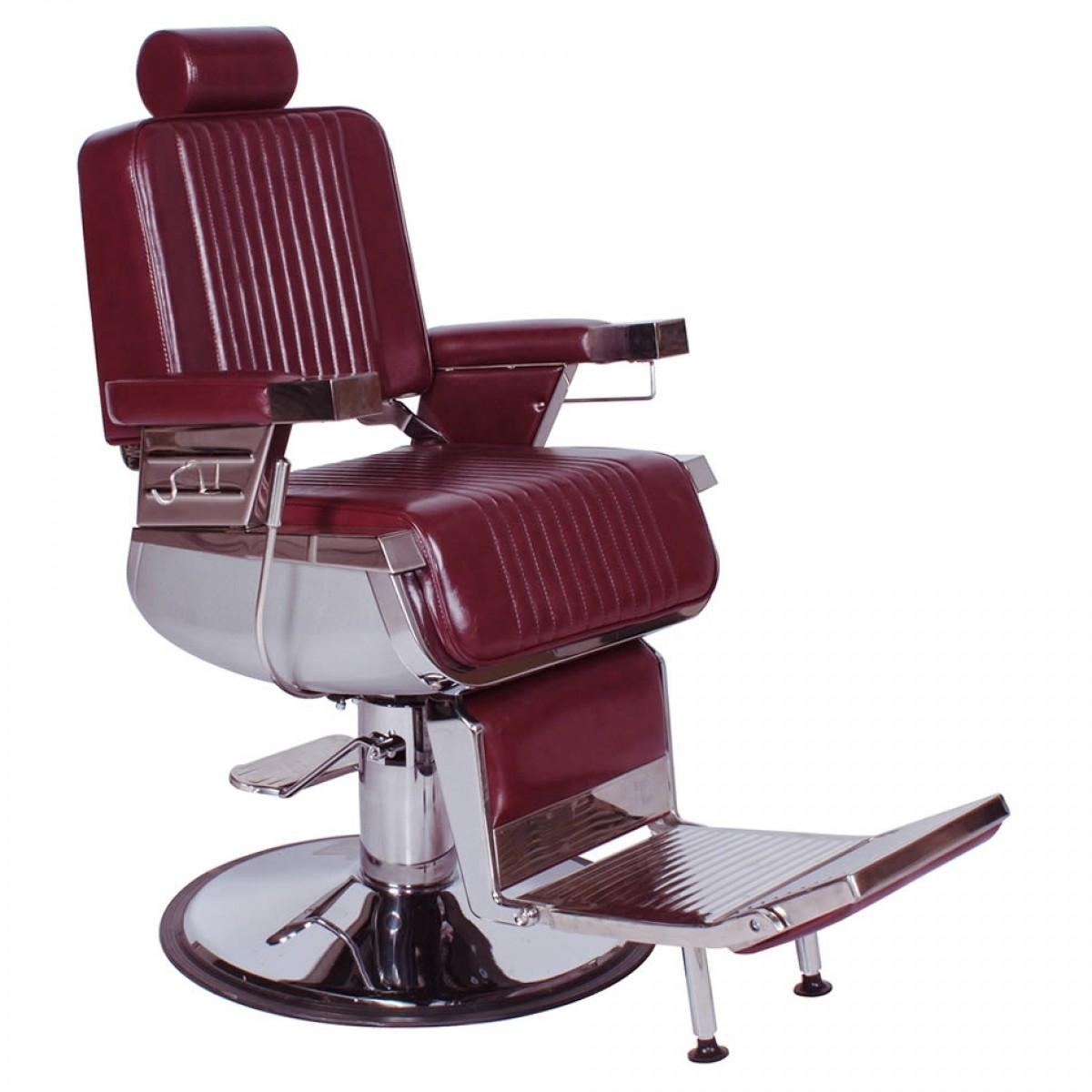 All Purpose Reclining Vintage Barber Chair For Sale Oem