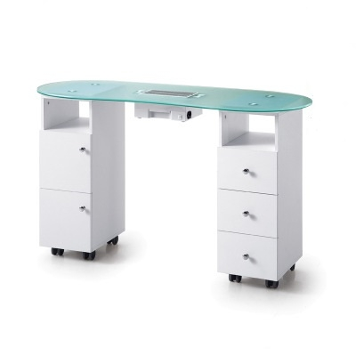 Nail Salon Table Supplier Manicure Table Manufacturers