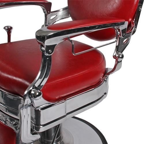 Salon Furniture Used Barber Chair Haircut Chair Portable