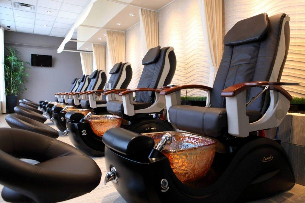 Pedicure Stoel Goedkoop : Spa stoel salon aanbiedingen nagel salon pakket pedicure stoel