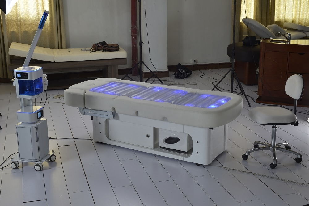 Ds M03a Electric Bed Massage With Back Pain Massage Bed Of