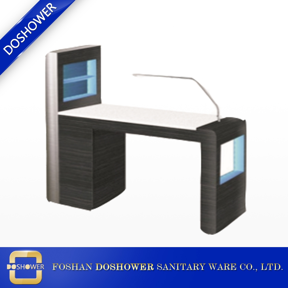 Nail Salon Furniture Manicure Table With Bar Wholesale
